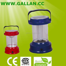 led solar lantern rechargable camping outdoor lighting 4 four colors