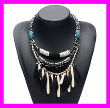 Newest hot selling fashion lady design nepal necklace jewelry HD6902