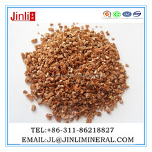 gold bulk expanded vermiculite price/expanded vermiculite from factory free sample