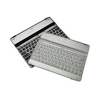 Hot Selling Wireless Bluetooth Metal Keyboard Case for iPad air