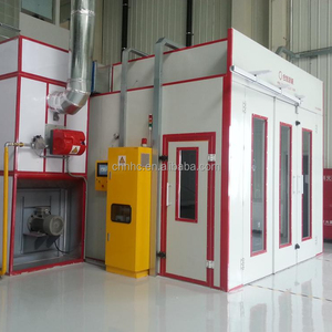 Car paint room/ auto spray baking booth