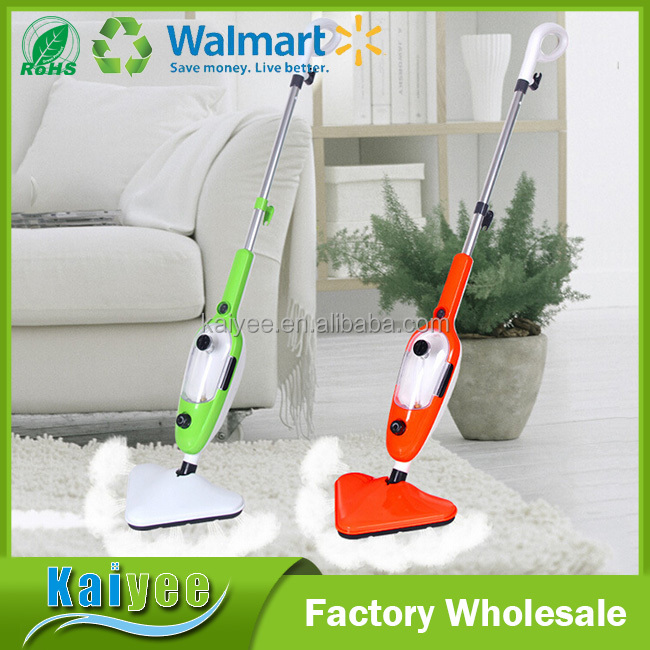 Multifunctional 10 in 1 Household Floor Cleaning Electric Cordless Steam Mop