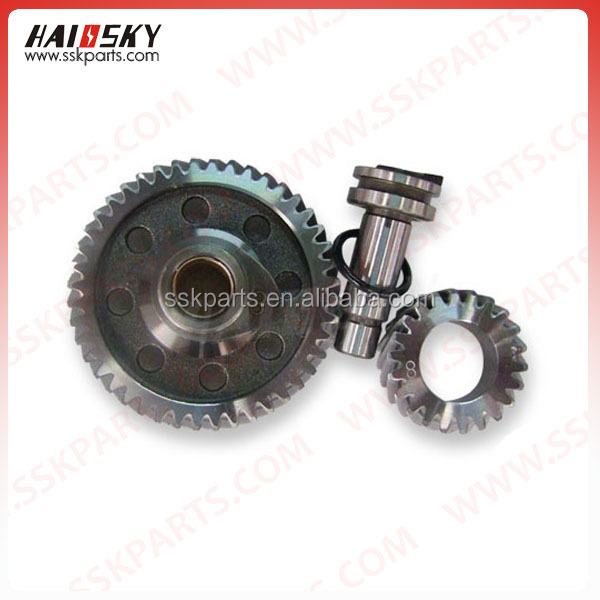 HAISSKY cam shaft parts for wholesale of high performance made in China with OEM ODM available in guangzhou motorcycle parts