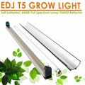 EDJ t5 54w fluorescent grow 6500k farming vertical hydroponic indoor plant low light kit aeroponics growing systems