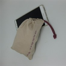 factory directly sell high quality microfiber cellphone cleaning pouch