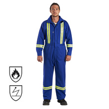 Extreme Protect Nomex Fire Retardant Workwear Coverall Clothing