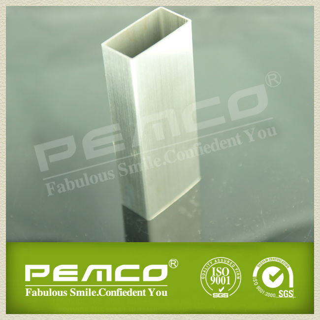 Ss304 competitive price stainless coil steel rectangular tube