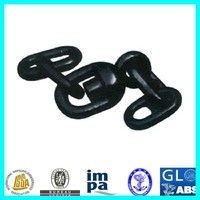 Marine anchor chain accessories joining parts