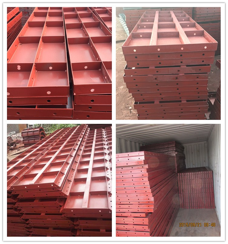 China Tianjin Supplier Best Selling TSX-F1060 Bridge/subway/house construction concrete form