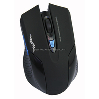 Computer accessories 2.4g usb 6D wireless mouse funny computer mouse MW-031