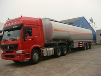 Crude Oil Transport Truck