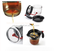 New kitchen oil separator Useful & Durable Gravy separator Gravy Oil Fat Separator