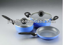 7pcs aluminum nonstick excellent houseware