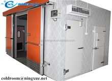New products trade assurance commercial blast freezer for meat