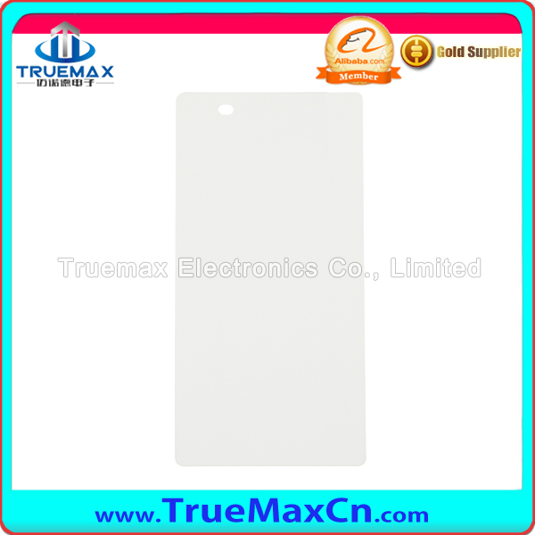 Tempered Glass 0.3mm Touch Strong Anti-Shatter 3D Full Cover Screen Protector for Sony Z2