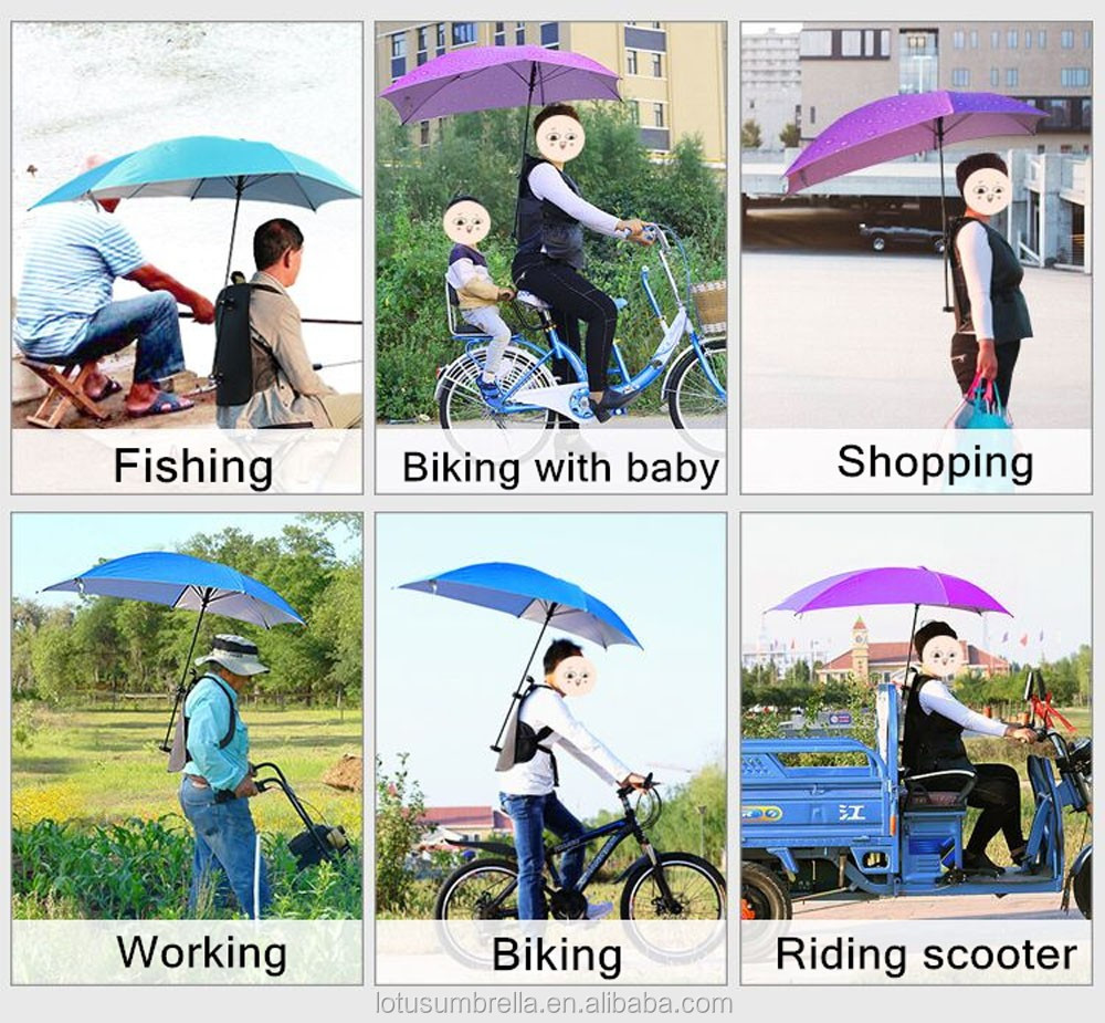 bag rain bike umbrella