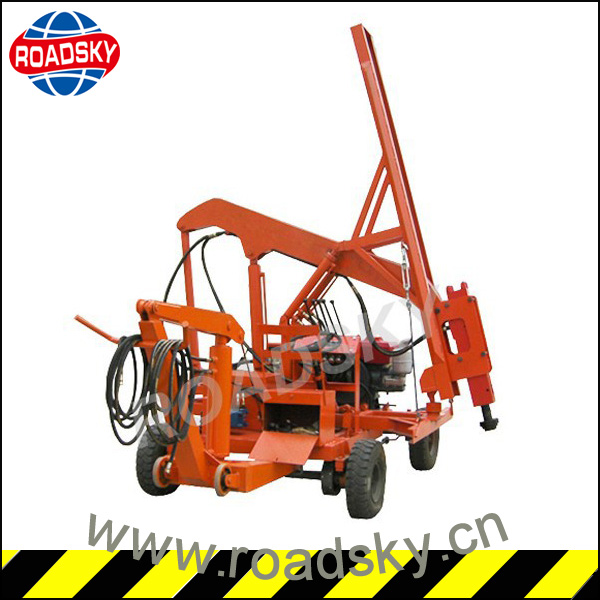 Pile Ramming Machine