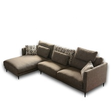 Simple Design Comfortable Small Flat Living Room Sofa set