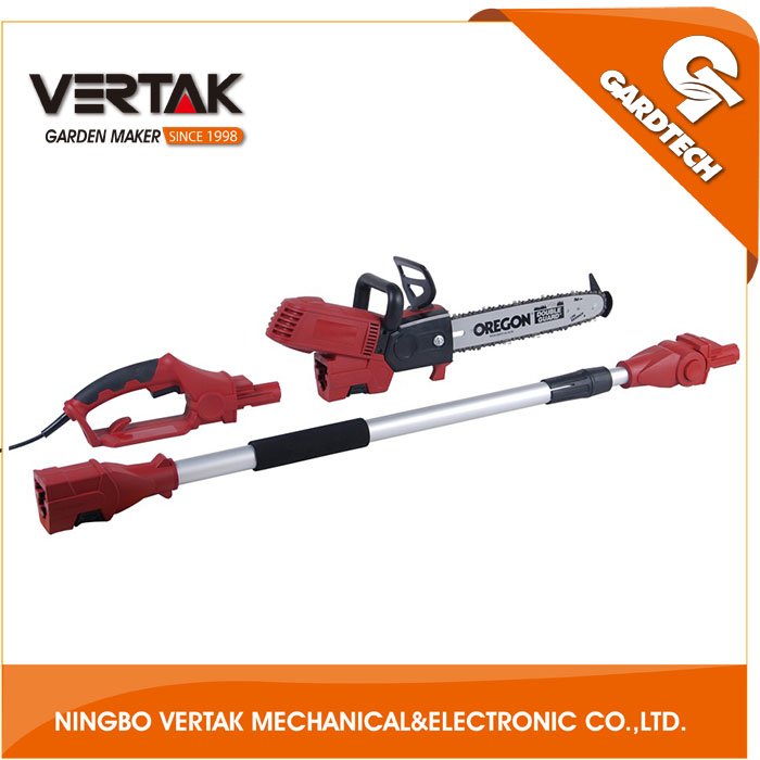 Plastic pole chain saw electric made in China