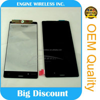 Top quality oem factory for Sony Xperia Z3 D6603 Assembly Full Lcd Display Screen Touch Digitizer