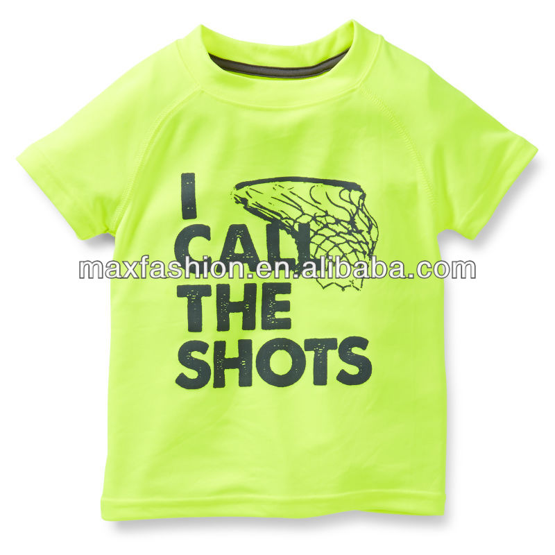Boy's Call The Shots Active Tee,children's clothing,Baby clothing
