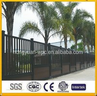 outdoor decorative wall panel /wood plastic composite wpc board