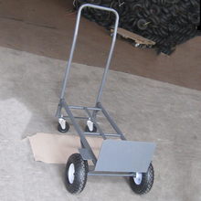 metal moving transportation dolly