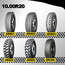 chinese golden supplier 1000r20 truck tyres in slovenia