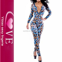 supplier China 2015 stylish spot pattern fashion women clothing for body suit