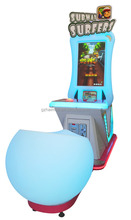 Gift machine parkour game machine subway surfer game playground single player video game manufacturer