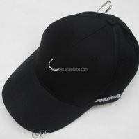 Promotion baseball sport cap with pin