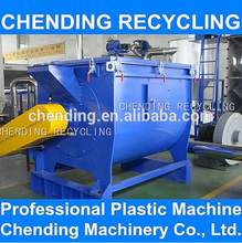 CHENDING Wate Plastic waste pp/pe film washing recycling machine