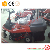 Henan robeta 30inch and 40inch zero turn lawn mowers riding / riding lawn mower grass catcher /commercial petrol self propelled