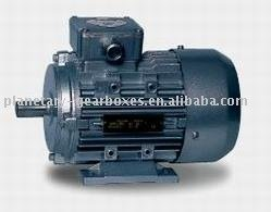 Moteur electrique asynchrone triphase / Three-phase asynchronous electric motor