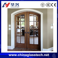 Pick proof Energy saving china top brand arch door interior