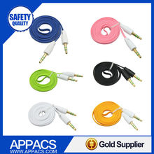 Professional suppliers definition extension cord audio speaker cable