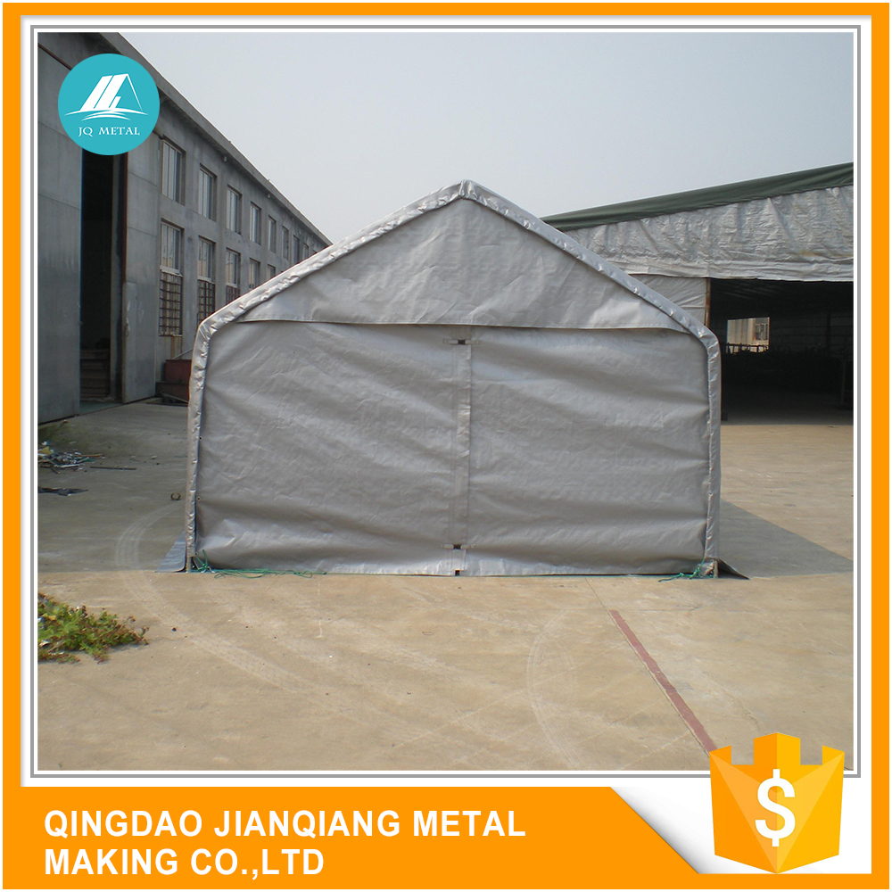 JQA1220 Outdoor Waterproof Mobile Steel Carports
