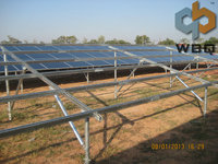 Ground Mount Solar Panel Solar System Installation