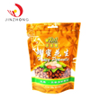 Embossed Tea Packaging Bulk Laminating Pouches Retort Pouch For Food Packaging