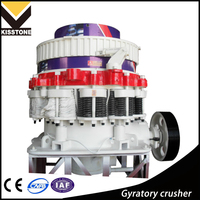 China leading factory mobile gyratory crusher parts for sale