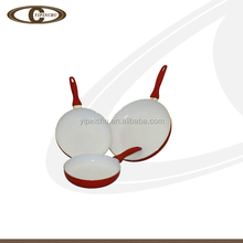 Keep food warm different sizes fry pan