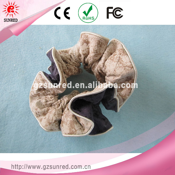 Factory price hijab volumizer hair scrunchies