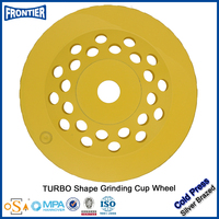China supplier Nice looking warm shaft gear grinding diamond wheels