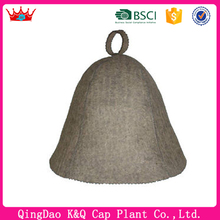 For Sales High Quality And Cheap Warm Wool Sauna Hat