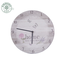 Wholesale Unique Fancy Christmas Promotion Decorative Wall Clock China