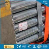 Galvanized steel pipe schedule 20 galvanized steel pipe with high quality