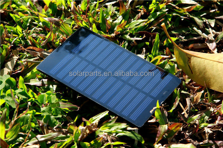 Small size PET Laminated Solar panel Modules with PCB Board