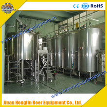 Small Model 500l Brewery Equipment,Beer Fermenting Turnkey Plant For Bar/Pubs/Brew Kettle System