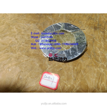 higher washer shim ZL40.8-11 for XCMG LW300F WHEEL LOADER spare part