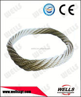 Wells factory supply wire rope small diameter